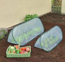 Odlingstunnlar i fiberduk eller plast