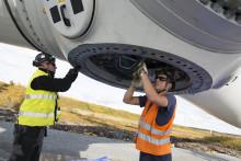 400 får jobb då vindkraft byggs i fjällvärlden