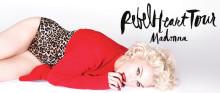 Exklusiva förköpsbiljetter för American Express Kortmedlemmar när Madonna besöker Tele2 Arena