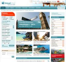 Travellinkin uusi design ja toiminnallisuus tehty asiakaslähtöisesti