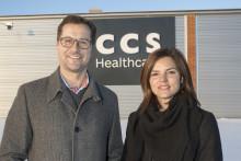 Nytt sponsringsavtal tillkännages - Sanna Kallur blir ansikte utåt för CCS hudvård och handsprit