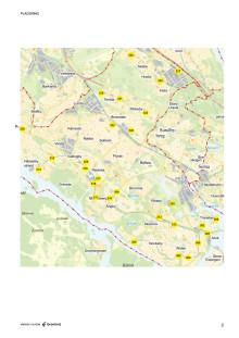 Karta Västerort