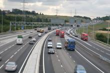 Skanska moderniserar motorvägen M25 i Storbritannien, för cirka 316 miljoner kronor