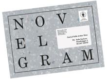Novellogram – presentnoveller i brevlådan
