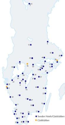 Enastående resultat för Sweden Hotels
