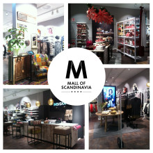INDISKA öppnar butik i Mall of Scandinavia