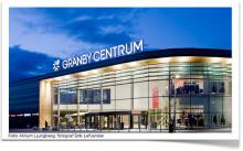 Inspira bidrar till upplevelsen i Gränby Centrum!