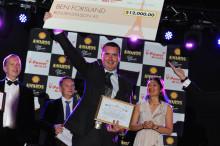 """Ben-sin-stasjon er """"Årets Retailer"""" i Shell"""