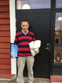 Söderköpings Camping och Vandrarhem utsett till årets Längs Göta kanalföretag