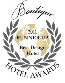 HOTEL STUREPLAN TILLDELAS THE BOUTIQUE AWARD PRIS 2011