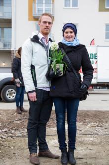 Pressrelease: Idag invigdes Göteborgs nya stadsdel med en stor inflyttningsfest