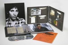 BRUCE SPRINGSTEEN'S 'THE TIES THAT BIND: THE RIVER COLLECTION' 4CD/3DVD BOX SET OUT DECEMBER 4th