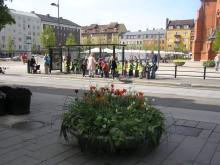 Pressinbjudan: Tyck om Söder på Gustav Adolfs torg på lördag