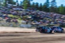 VM-däck och final i norska Skien för RallyX Nordic 2016
