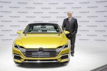 Fortsatt tillväxt för Volkswagen-koncernen