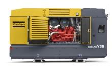 Atlas Copco lanserar ny högtryckskompressor med steg IV-motor