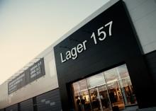 Lager 157 öppnar dörrarna i Västerås