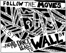 All dance leads to Wall Street