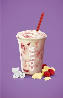 COSTA LAUNCHES ITS COSTA ICE SUMMER CAMPAIGN