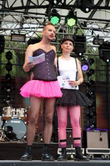 Stockholm Pride invigdes storslaget