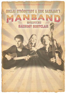 Niklas Strömstedt & Eric Bazilian´s Manband introducing Harmony Montclair