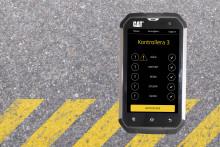 Kontrollpunkt ger enkelt kontroll på maskiner och fordon