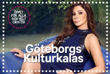 Världsstjärna till Göteborgs Kulturkalas
