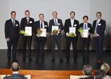 Högskolan i Skövde vinnare av Volvo Cars Technology Award 2013
