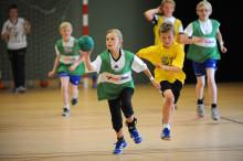 Idre Fjälls handbollsskola fullbokad