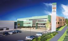 NCC:n Lielahtikeskus kokoaa saman katon alle kaupan ja palvelut
