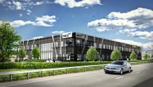 NCC bygger upplyst kontor i Jönköping