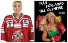 """""""Från förlamad till olympier"""" – om passionen för ishockey"""