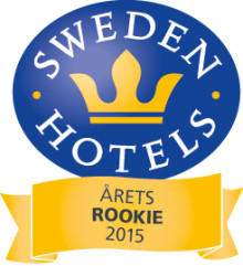 Sweden Hotels Gala 2015 - nomineringar Årets Rookie 2015