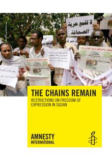 SUDAN:Yttrandefriheten begränsas inför folkomröstning