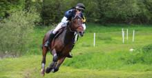 Fartfylld hästhelg på Ribersborg