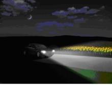 Philips X-tremeVision ökar säkerheten vid mörkerkörning