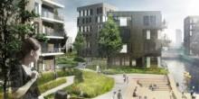 PenSam og By & Havn opfører 128 yderligere boliger på Marmormolen