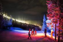 Världsunik skidattraktion i Åre vinnare av Svenska Ljuspriset