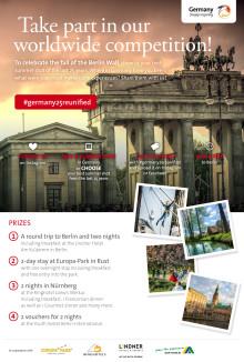 Sommarkampanj: 25 år efter Berlinmurens fall