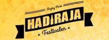 Varmt välkomna till Hadirajafestivalen 2015!