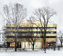 PLÅTPRISET 2012 till Wingårdh Arkitektkontor för Sven-Harrys (konstmuseum)