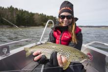 Flera nyheter när Sportfiskemässan flyttar till större lokaler