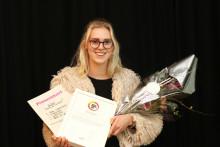 Årets Vikarie 2015 utsedd – Ada Lindmark 19 år, från Österskär