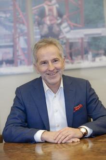 Ny verkställande direktör i Skanska Tjeckien och Slovakien