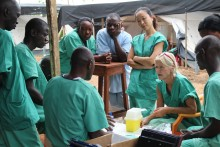 """""""Ebolainsatsen är ett dubbelt misslyckande"""""""