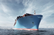 Port of Gothenburg welcomes world's largest container ship
