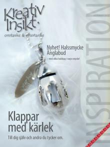 Kärleksfulla klappar och nyheter – Inspirationsfolder från Kreativ Insikt, november 2012