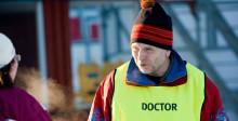 Vasaloppets tävlingsläkare: Risken för stroke och hjärtinfarkt halverad för Vasaloppsåkare