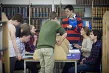 Nominerade till Årets skolbibliotek 2015