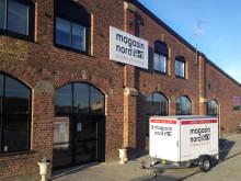 Magasin Nord i Varberg erbjuder gratis släpvagn genom Freetrailer!